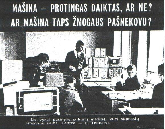 Pasiryžo išmokyti kompiuterius kalbėti lietuviškai: drąsi idėja jau tampa realybe