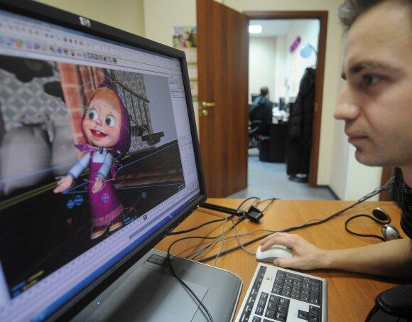 Žaismingame kalėdiniame spektaklyje vaikams – paslėpta Rusijos propaganda?