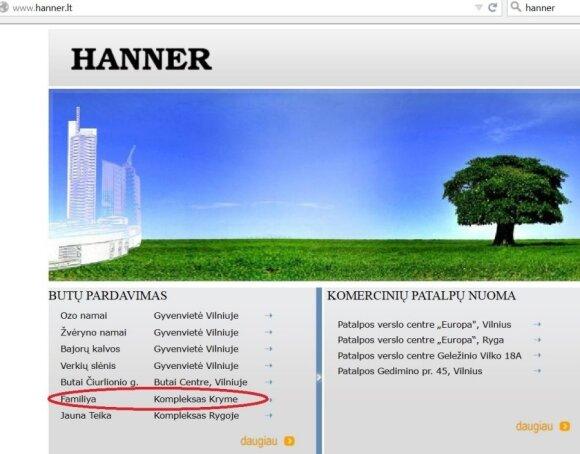 """Hanner"" butai Kryme"