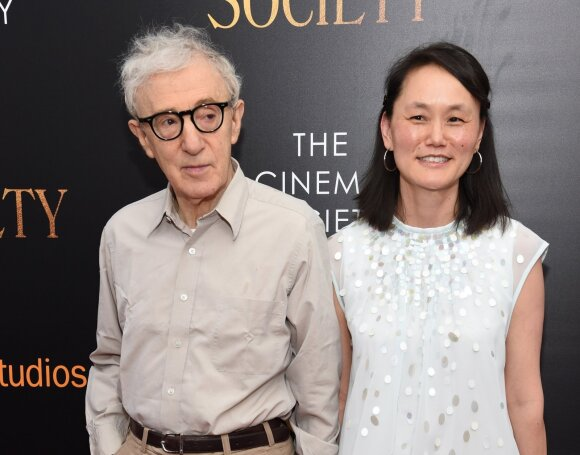 Woody Allen,Soon-Yi Previn