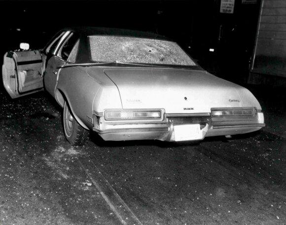 Whitey Bulgerio byloje naudotos nuotraukos, darytos po kaltinamojo užpuolimo