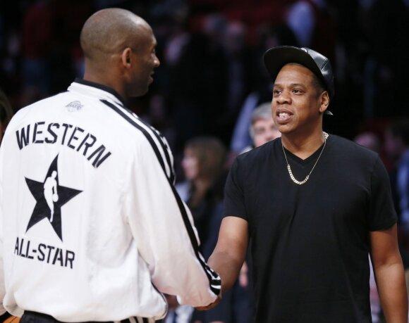 Jay-Z ir Kobe Bryantas