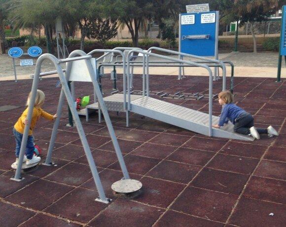 Atostogos Fuerteventūroje su vaikais: ką svarbu žinoti
