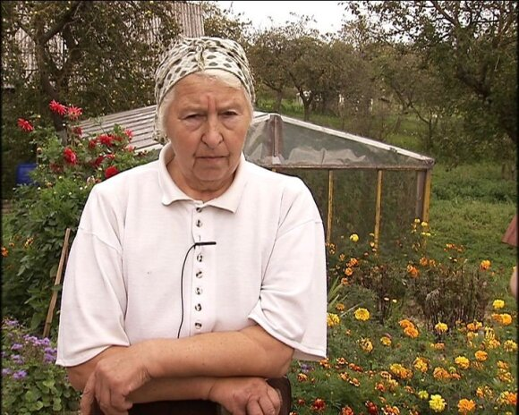 Paskutinioji L. Zavistonovičiaus žmona Stanislava