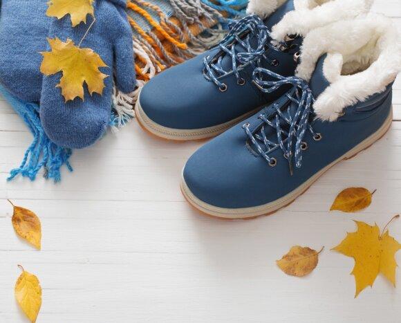 5 pagrindinės batų priežiūros klaidos