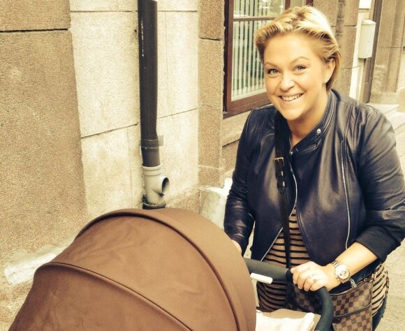 Agnė Grigaliūnienė: griežtai nedirbu savaitgaliais ir juos praleidžiu su šeima