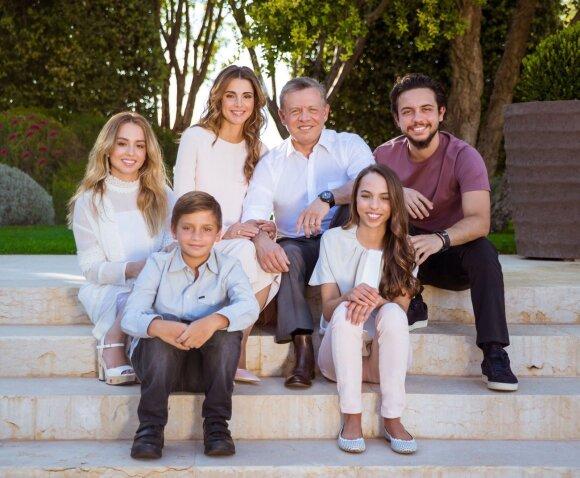 Karališkos šeimos, kurių didžiausias turtas – būrys vaikų