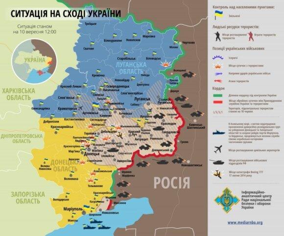 СНБО Украины: на грузовиках гуманитарного конвоя вывозят тела погибших солдат РФ