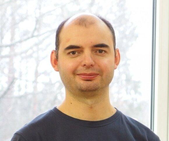 Andrius Garbaras (FTMC nuotr.)