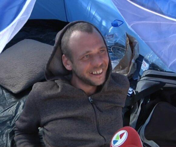 Palangoje apsigyvenęs benamis tikina radęs būdą, kaip užsidirbti 2000 eurų