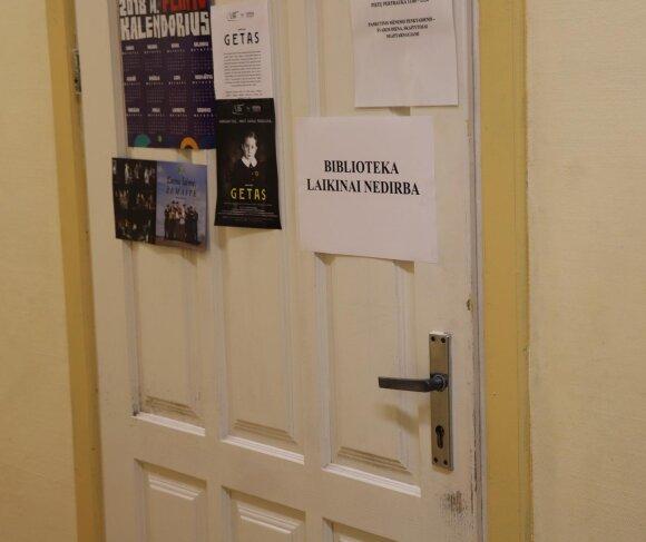 Pumpėnų biblioteka liko be darbuotojo / Foto: Aida Dulkienė