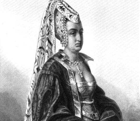 Izabelė Bavarė