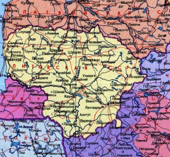 Ученый: как русский и польский языки укрепились в Литве
