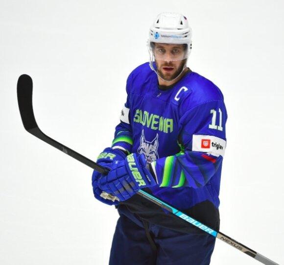 Anže Kopitaras (Foto: IIHF)