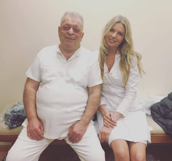 Solveiga Mykolaitytė ir Arūnas Storpirštis