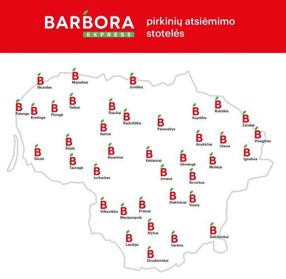 """""""Barbora Express"""""""