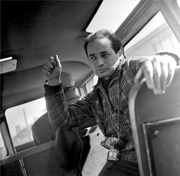 Hercas Frankas: Latvijos režisierius, žiūrovams tiesiogine prasme atvėręs savo širdį