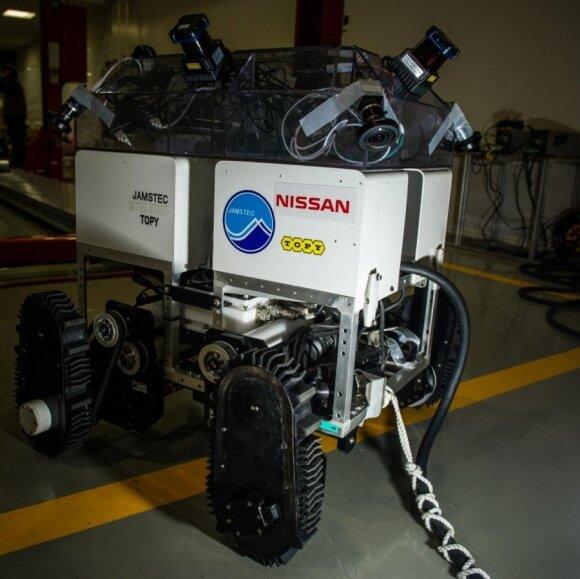 """Nissan"" robotas"