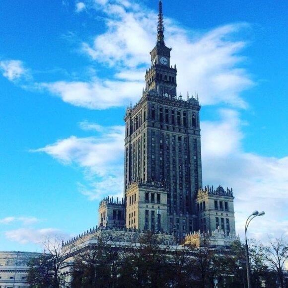 Trumpos, bet įsimintinos išvykos kryptis – Varšuva: veiklos ras visa šeima