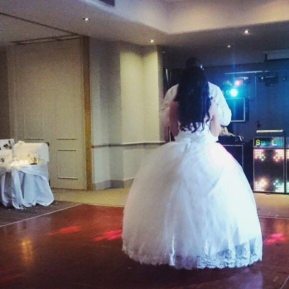 Monikos Šalčiūtės sesers vestuvės