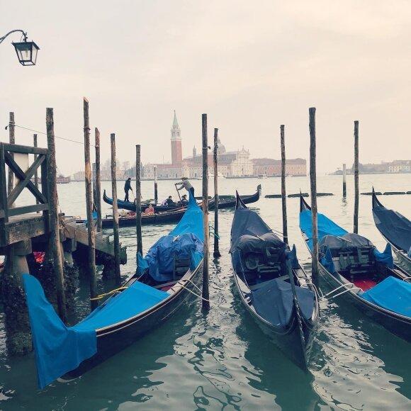 Venecijos karnavalas: kelionė laiko mašina