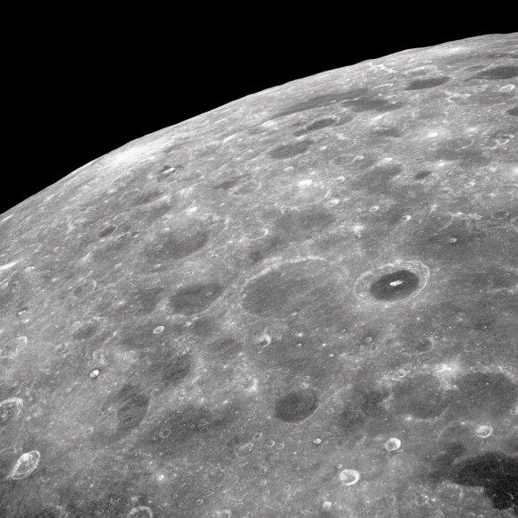 NASA mėnuleigis ieškos vandens.