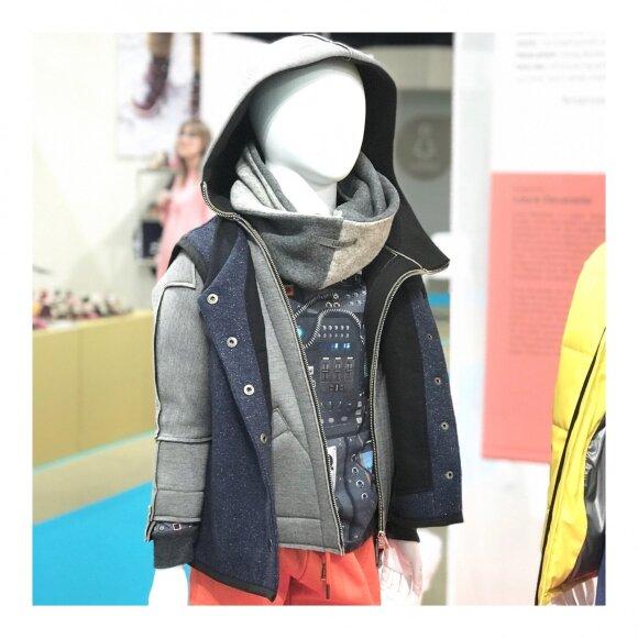 Vaikų mados tendencijos tiesiai iš prestižinės parodos Paryžiuje (FOTO)