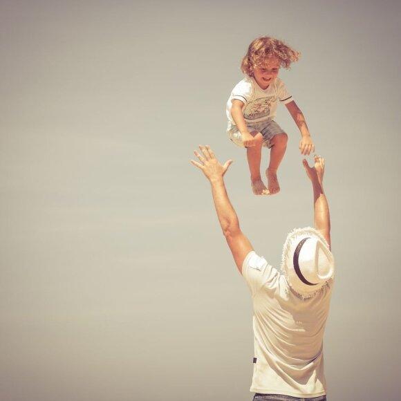 Jeigu tėvai laikytųsi šių taisyklių, jų vaikai būtų laimingiausi pasaulyje