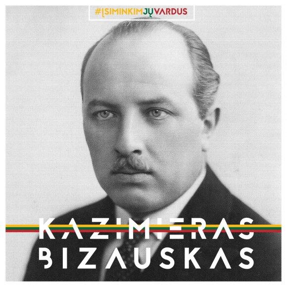 """Kazimieras Bizauskas / Projektas """"Misija Sibiras"""""""