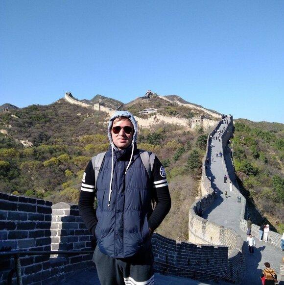 Meilė krepšiniui lietuvį nuvedė į Australiją ir Kiniją