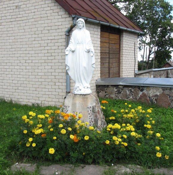 Paminklas šv. Marijai