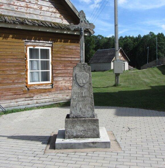 Iš kelionių po Lietuvą: mažiausias Lietuvos miestelis