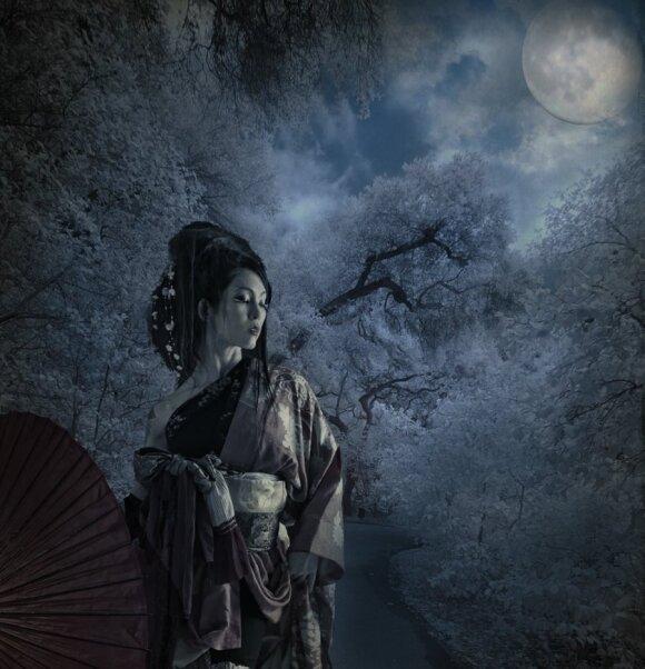 Japonijos menų festivalis stebins mistiškais šokiais