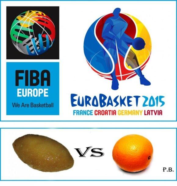Memai. Eurobasket 2015 (aut. P. Baškys)