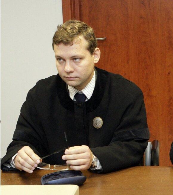 Advokatas Rimantas Simaitis