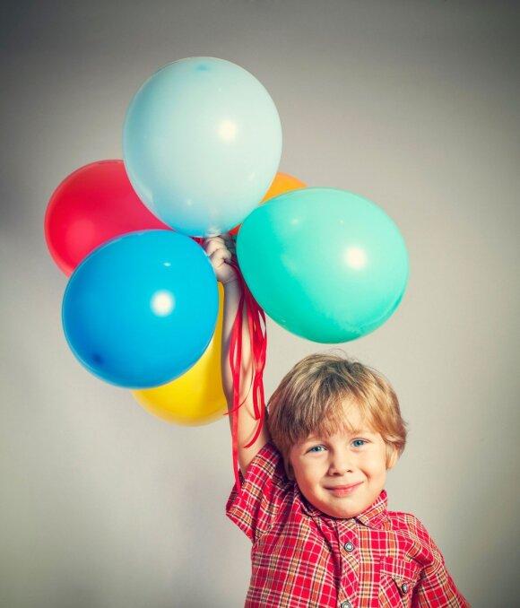 Kokie teminiai gimtadieniai yra populiariausi šiandien?