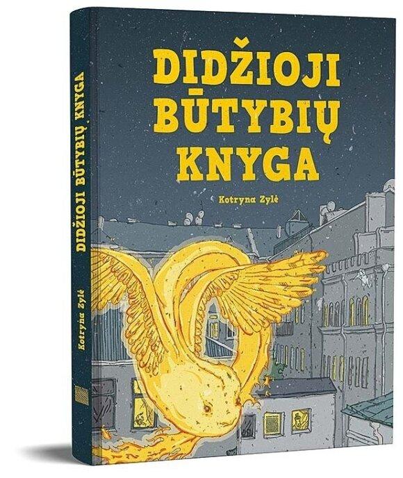 Apie mitologiją vaikams rašančią Kotryną Zylę gyvenime lydi mistiniai ženklai