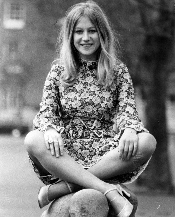 Helen Mirren jaunystėje