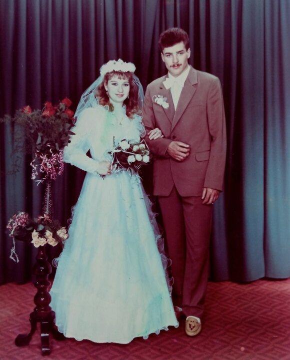 Beatos ir Valdemaro vestuvės