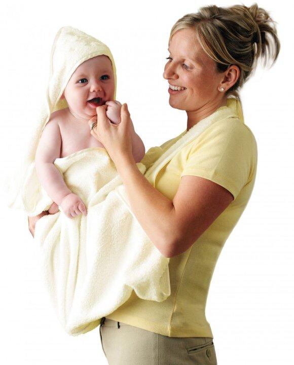 Gali būti, kad šių kūdikio raminimo būdų jūs dar neišbandėte