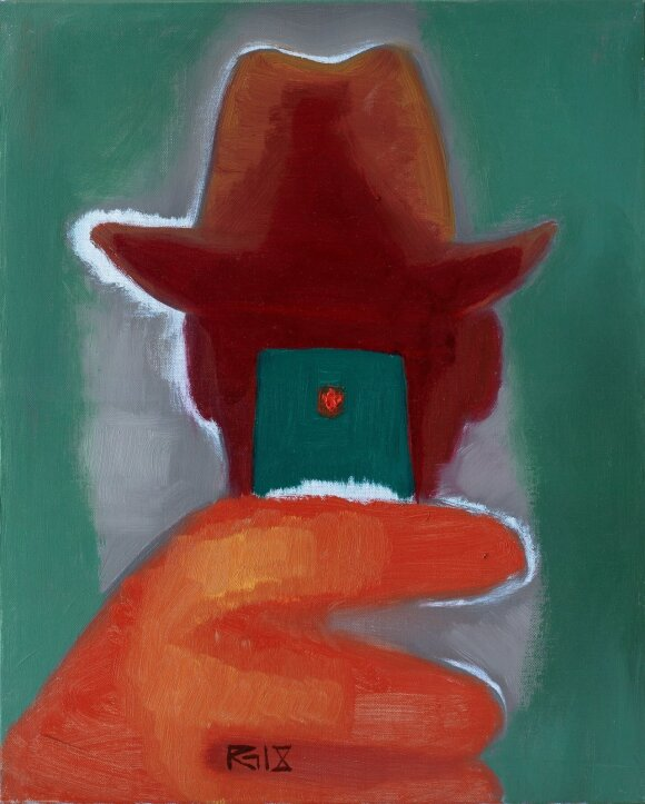 Į Vilnių grįžta vienas paslaptingiausių šiuolaikinių menininkų – Raimondas Gailiūnas