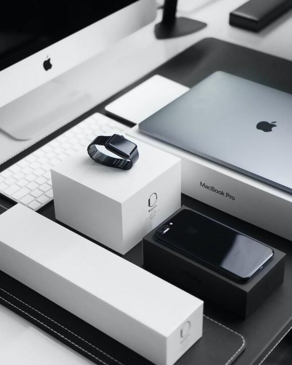 Apple / Julian O'hayon nuotr.