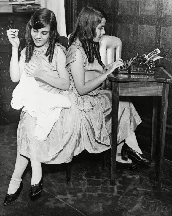 Daisy ir Violet Hilton