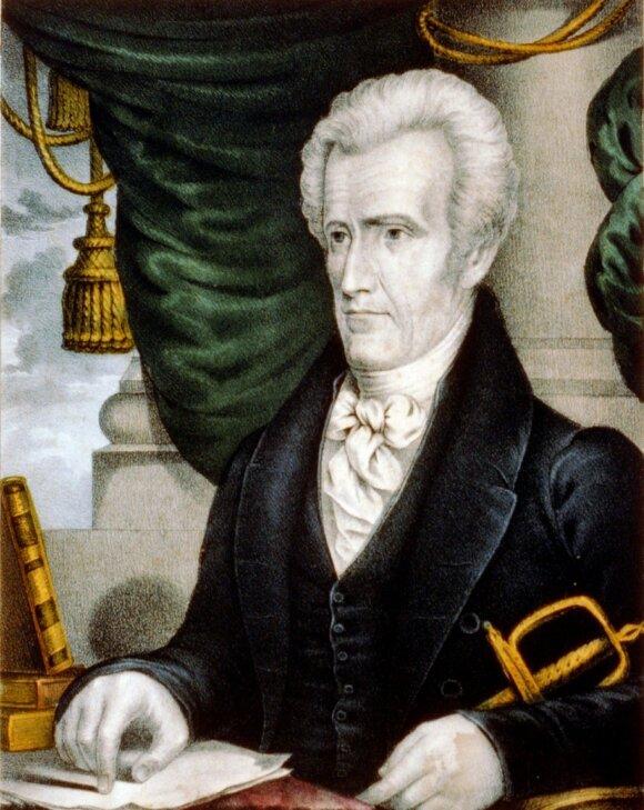 Andrew Jacksonas