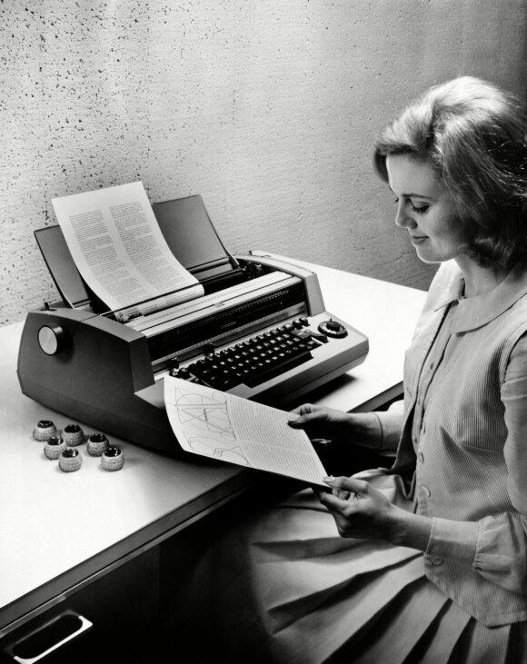 IBM Selectric  spausdinimo mašinėlė