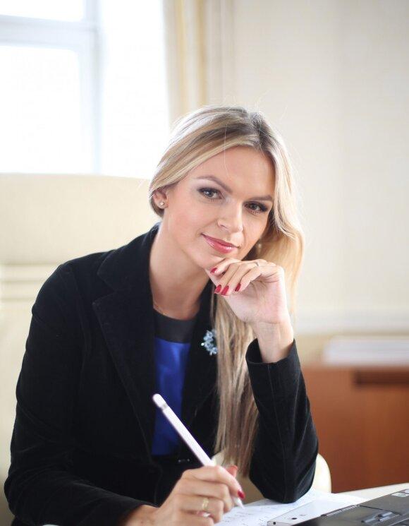 Nora Lapinskienė, nuotrauka I.Sidarevičiaus