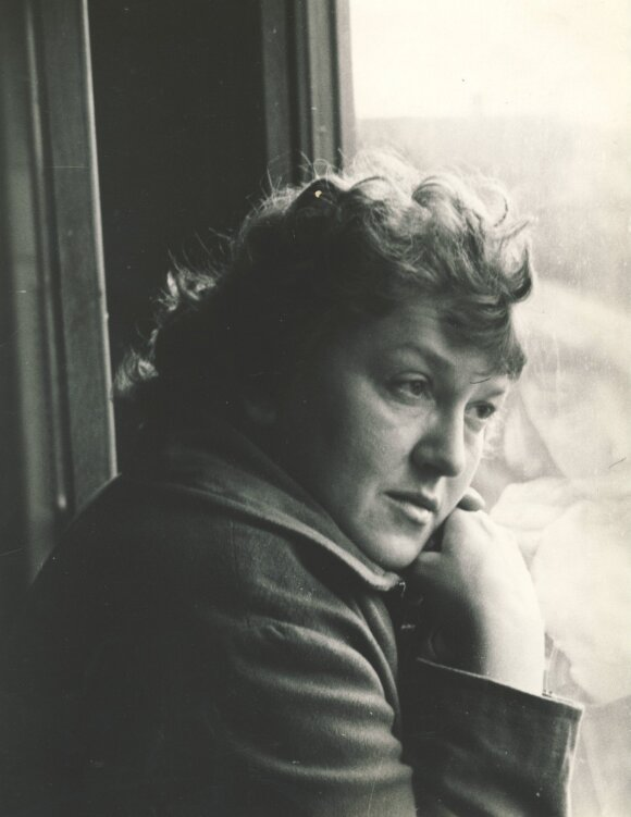 LEGENDA. Rašytoja Birutė Mackonytė – lietuviškoji Agatha Christie