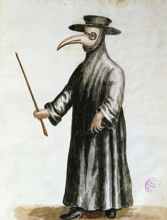 Maro gydytojų kaukės