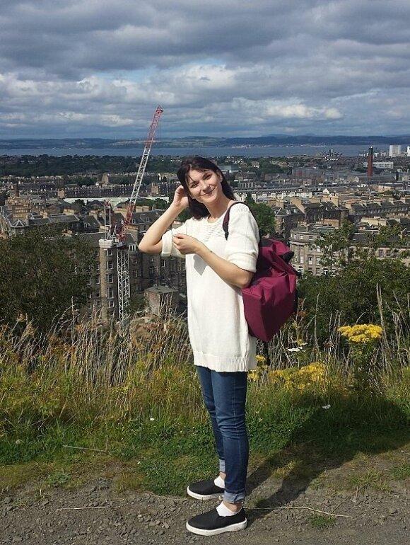 Ne tik į Piterborą: Edinburgas jau tapo antraisiais namais nemažam būriui lietuvių