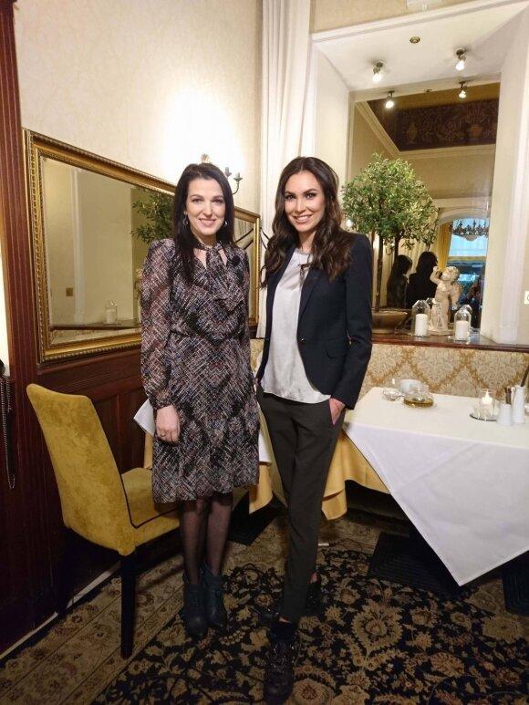 Tatjana Lavrinovič: puikūs genai ir užsispyrimas – iš mamos